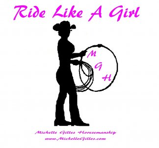 Michelle Gilles Horsemanship Custom Shirts & Apparel